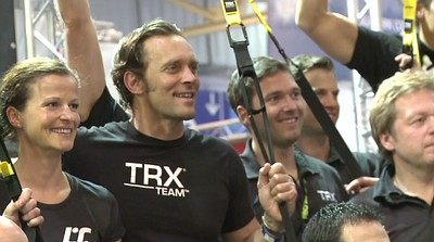 TRX Suspension Training Video, Randy Hetrick, Slingtrainer, Schlingentraining