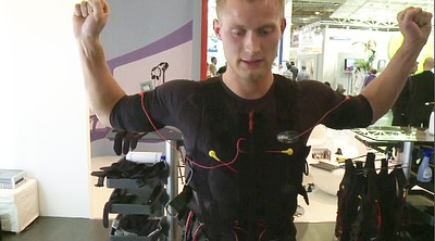 Fibo 2011, EMS Training, Body Street